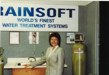 Business founder, Donna Holstein in 1991